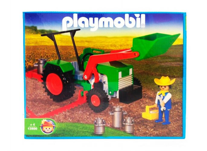 Playmobil Tractor