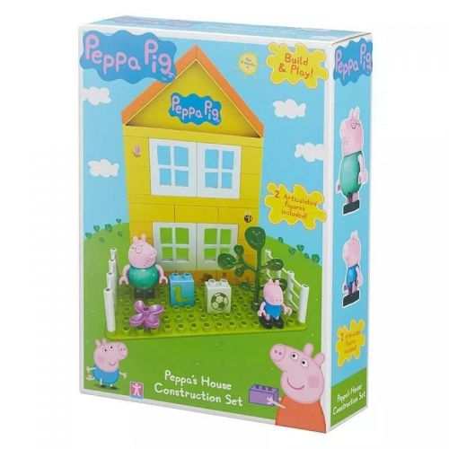 Set de construccion Casa Peppa Pig