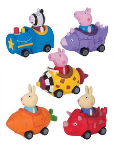 Autos individuales Peppa Pig