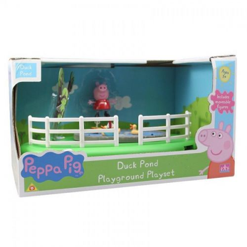 Duck Pond Playground Playset