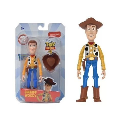 Woody Figura Articulada Toy Story