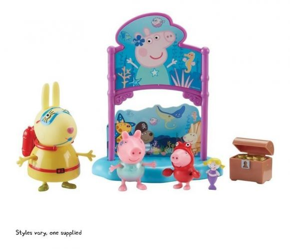 "Peppa Playset ""Under the sea party"""