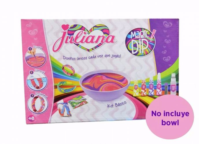 Juliana Magic Dip kit basico