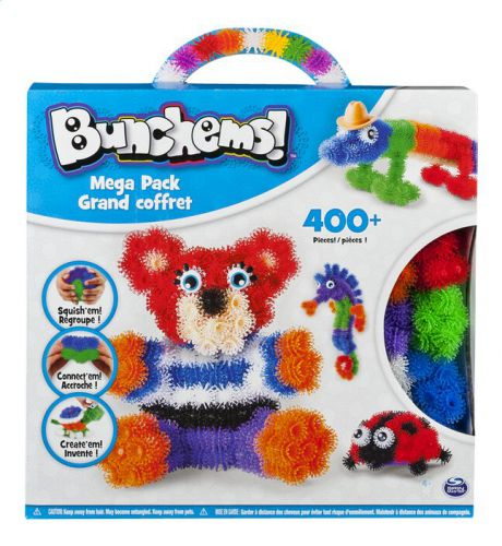 Bunchems Mega Pack 400+