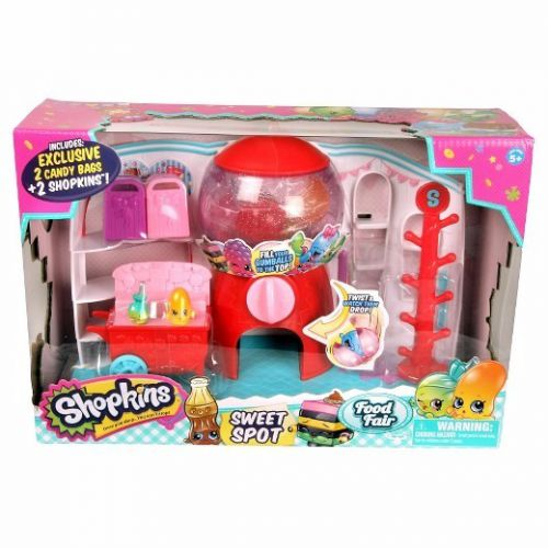 Sweet spot Shopkins