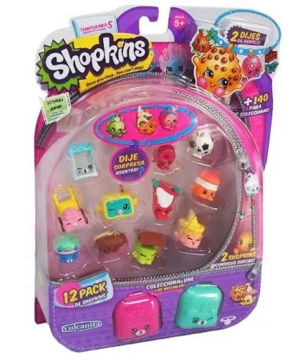 Pack 12 Shopkins SERIE 5