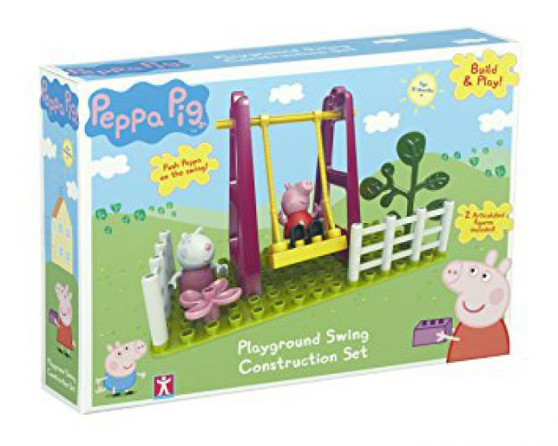 Set de construccion Columpio Peppa Pig